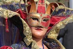 Μάσκα - καρναβάλι - Βενετία μερικά pics από την παχιά Τρίτη στη Βενετία Στοκ φωτογραφίες με δικαίωμα ελεύθερης χρήσης