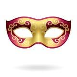 μάσκα καρναβαλιού απεικόνιση αποθεμάτων