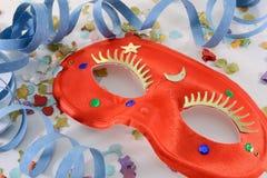 μάσκα καρναβαλιού Στοκ Εικόνες