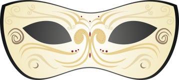 μάσκα καρναβαλιού διανυσματική απεικόνιση