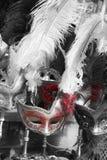 Μάσκα καρναβαλιού, Βενετία Στοκ Εικόνες
