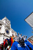 Μάσκα καρναβαλιού Venezia για την πώληση Στοκ Φωτογραφία