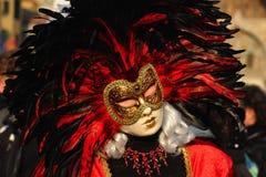 Καρναβάλι της Βενετίας Στοκ φωτογραφίες με δικαίωμα ελεύθερης χρήσης