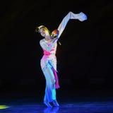 Μάσκα-κλασσικός λαϊκός χορός Στοκ Φωτογραφία