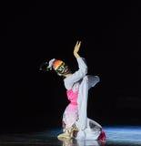 Μάσκα-κλασσικός λαϊκός χορός Στοκ Εικόνες