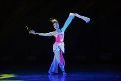 Μάσκα-κλασσικός λαϊκός χορός Στοκ εικόνα με δικαίωμα ελεύθερης χρήσης