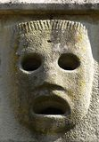μάσκα μεσαιωνική Στοκ φωτογραφία με δικαίωμα ελεύθερης χρήσης