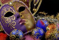 μάσκα μπιχλιμπιδιών Στοκ Φωτογραφίες