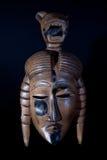 μάσκα Νιγηριανός Στοκ Εικόνες