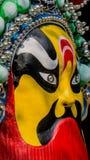 Μάσκα οπερών Πεκίνου Στοκ εικόνες με δικαίωμα ελεύθερης χρήσης