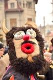 μάσκα παραδοσιακή Στοκ Εικόνες