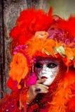 μάσκα παραδοσιακός Βεν&epsilon Στοκ Εικόνες
