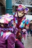 μάσκα παραδοσιακός Βεν&epsilon Στοκ φωτογραφία με δικαίωμα ελεύθερης χρήσης