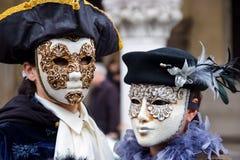 μάσκα παραδοσιακός Βεν&epsilon Στοκ εικόνα με δικαίωμα ελεύθερης χρήσης