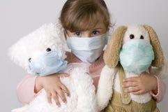 μάσκα προστατευτική Στοκ Φωτογραφίες