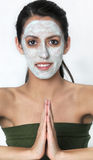 μάσκα προσώπου στοκ φωτογραφίες με δικαίωμα ελεύθερης χρήσης
