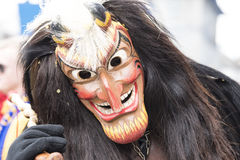 Μάσκα σε καρναβάλι στοκ φωτογραφία με δικαίωμα ελεύθερης χρήσης