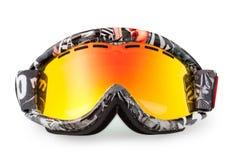 Μάσκα σκι Στοκ εικόνα με δικαίωμα ελεύθερης χρήσης