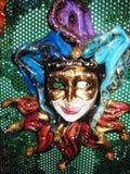Μάσκα στη Βενετία Στοκ εικόνες με δικαίωμα ελεύθερης χρήσης