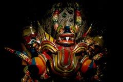 Μάσκα στο μουσείο Λα Παζ, Βολιβία Στοκ φωτογραφία με δικαίωμα ελεύθερης χρήσης