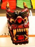 Μάσκα στο φεστιβάλ της Ανατολής στη Ρώμη Ιταλία Στοκ φωτογραφίες με δικαίωμα ελεύθερης χρήσης