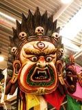 Μάσκα στο φεστιβάλ της Ανατολής στη Ρώμη Ιταλία Στοκ εικόνα με δικαίωμα ελεύθερης χρήσης