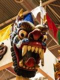 Μάσκα στο φεστιβάλ της Ανατολής στη Ρώμη Ιταλία Στοκ Εικόνα