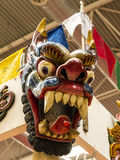 Μάσκα στο φεστιβάλ της Ανατολής στη Ρώμη Ιταλία Στοκ Φωτογραφίες