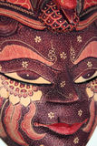 μάσκα Ταϊλανδός Στοκ εικόνα με δικαίωμα ελεύθερης χρήσης