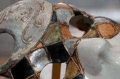 Μάσκα της Βενετίας Στοκ εικόνα με δικαίωμα ελεύθερης χρήσης