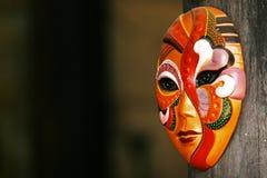 Μάσκα της ζωής Στοκ Εικόνες