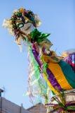 Μάσκα της Mardi Gras Στοκ Εικόνα