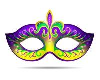 Μάσκα της Mardi Gras ελεύθερη απεικόνιση δικαιώματος