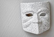 Μάσκα του γρανίτη Στοκ Εικόνες