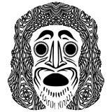 μάσκα φυλετική ελεύθερη απεικόνιση δικαιώματος
