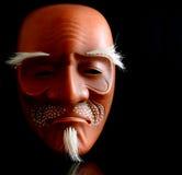 μάσκα noh Στοκ φωτογραφίες με δικαίωμα ελεύθερης χρήσης