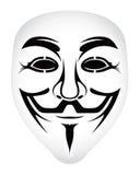μάσκα nonymous ελεύθερη απεικόνιση δικαιώματος