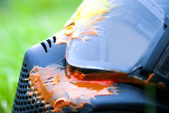 μάσκα paintball Στοκ φωτογραφία με δικαίωμα ελεύθερης χρήσης