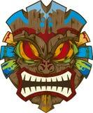 Μάσκα Tiki απεικόνιση αποθεμάτων