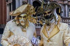 Μάσκα 15 Venezian Στοκ εικόνες με δικαίωμα ελεύθερης χρήσης