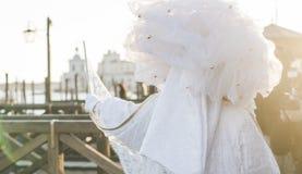 μάσκες Βενετία καρναβαλιού Στοκ φωτογραφίες με δικαίωμα ελεύθερης χρήσης