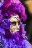 μάσκες Βενετία καρναβαλιού Στοκ Φωτογραφίες