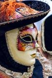 μάσκες Βενετία καρναβαλιού Στοκ Εικόνα