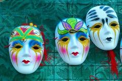 μάσκες Βενετός Στοκ Φωτογραφία