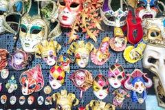 μάσκες Βενετός Στοκ εικόνα με δικαίωμα ελεύθερης χρήσης