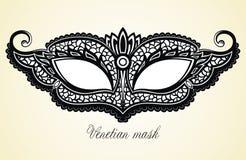μάσκες διακοπών διασκέδασης καρναβαλιού Συλλογή για το decoratio κομμάτων απεικόνιση αποθεμάτων