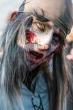 Μάσκες ναυτικών zombie Στοκ εικόνες με δικαίωμα ελεύθερης χρήσης