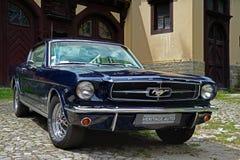 Μάστανγκ 1965 της Ford Στοκ φωτογραφία με δικαίωμα ελεύθερης χρήσης