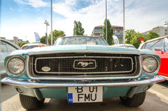 Μάστανγκ 1967 της Ford Στοκ φωτογραφία με δικαίωμα ελεύθερης χρήσης