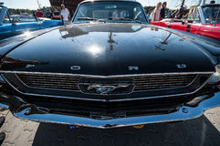 Μάστανγκ της Ford Στοκ Φωτογραφίες